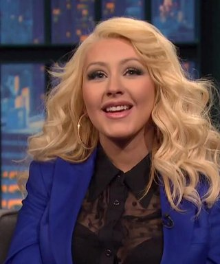 Watch as Christina Aguilera Revisits Her Famous SATC Impression