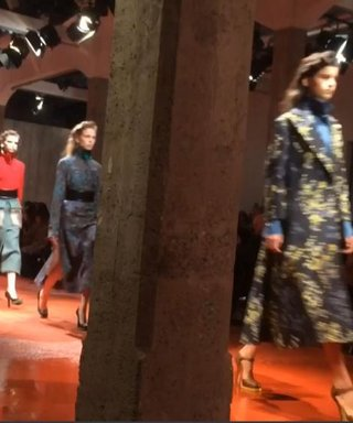 Back of the Cab: Watch This 1-Minute Review of Our Favorite #MFW Runway Shows So Far