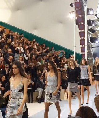 Back of the Cab: Watch Our 1-Minute Review of Louis Vuitton's #PFW Runway Show