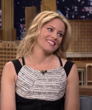 Elizabeth Banks Thinks Her Sons Should Marry Jimmy Fallon's Daughters