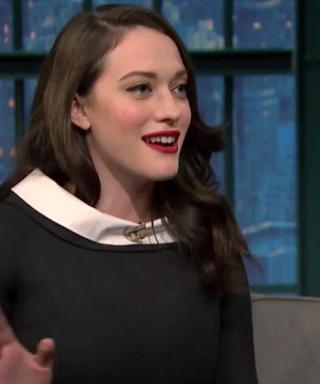 Kat Dennings Explains What a Week in N.Y.C. with Boyfriend Josh Groban Is Like