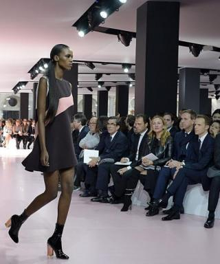 Back of the Cab: Our 1-Minute Review of Dior's #PFW Fashion Show