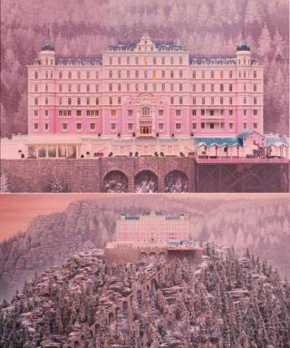 Immerse Yourself in the World of the Oscar-Nominated Grand Budapest Hotel