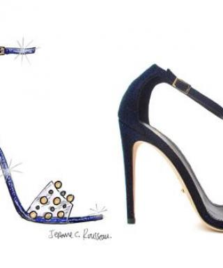 This Is How Jimmy Choo Reimagines Cinderella's Glass Slipper