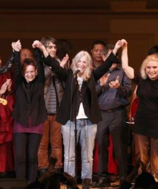Uma Thurman, Debbie Harry, Miley Cyrus, and More Come Together to Support Tibet