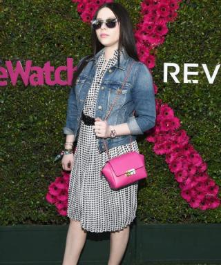 No Sweat! Celebrities Brave the Heat to Toast Nikki Reed's Revolve Clothing Collection