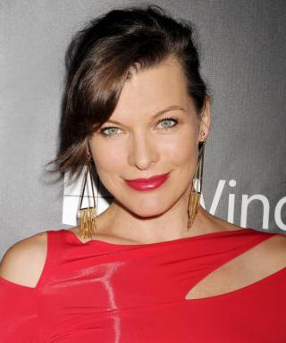 See the First Photo of Milla Jovovich's New Baby Girl