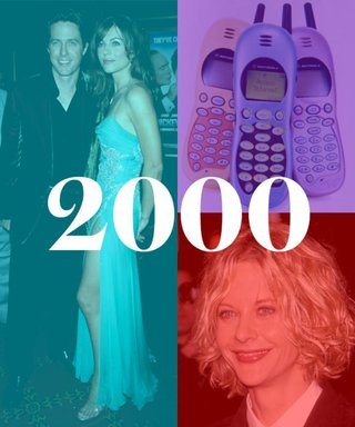 In April 2000, Cell Phones Were Purple, Hugh & Liz Were Hot, and Meg Ryan Had the First-Ever Lob