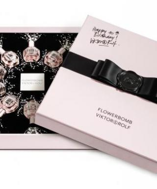 Viktor & Rolf Celebrate Flowerbomb's 10th Anniversary With a Gorgeous Limited-Edition Set