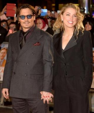 Johnny Depp and Amber Heard Are Reportedly Married!