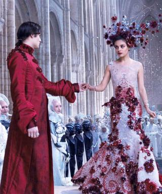 The Costumes in Jupiter Ascending Are Simply Out of This World