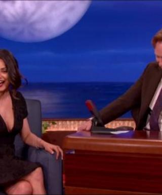 Mila Kunis Says Ashton Kutcher Wants to Turn Daughter Wyatt into a Football Coach