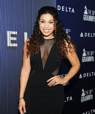 Jordin Sparks Takes an Opportunity to Attend the Grammys Solo
