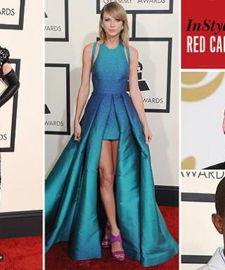 Find Out the Most-Buzzed About Moments from the #Grammys Courtesy of the InStyle-Facebook Talk Meter