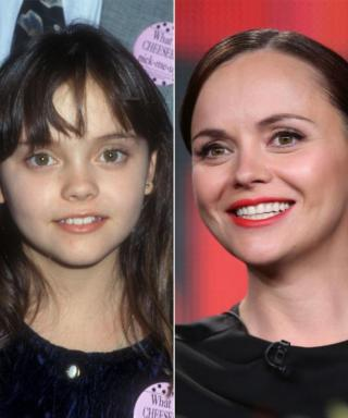 Christina Ricci's Beauty Evolution, from Child Star to New Mom