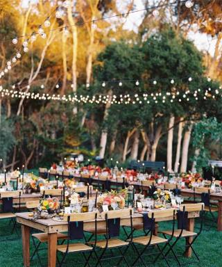 Relaxed Luxury: New Farm-to-Fab Wedding Inspiration