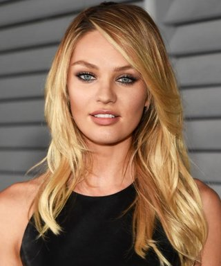 What Victoria's Secret Angel Candice Swanepoel Wants for Valentine's Day