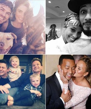 The 10 Most Aww-Inspiring Celebrity Couples on Instagram