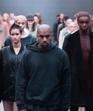 We Dissected Kanye West's Front Row Fashion (Spoiler Alert: There Are a Lot of Hoodies)