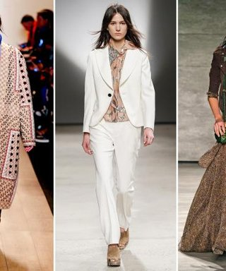 #NYFW Trend: Fall 2015 Is All About That '70s Show