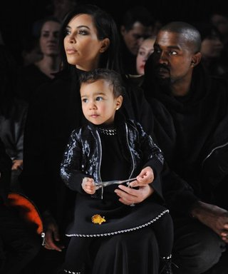 Baby North Does the Front Row at #NYFW Better Than Anyone
