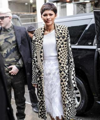 ICYMI: Zendaya's New York Fashion Week Diary for InStyle