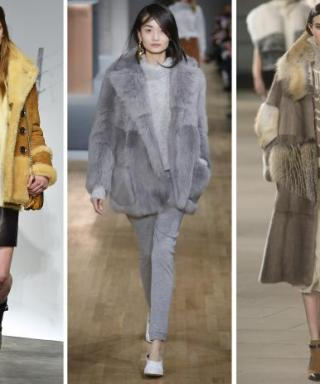 The Coziest Runway Looks From #NYFW That We Wish We Could Wear Right Now