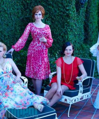 The Ladies of Mad Men Strut Their Stuff in Exclusive New Photos and Video