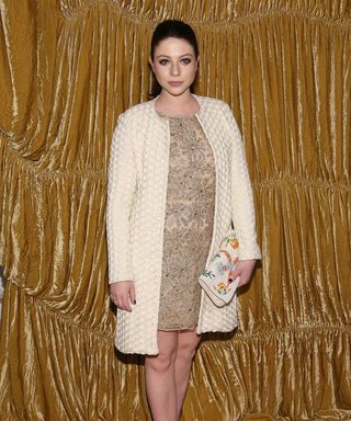 "Michelle Trachtenberg: My Alice + Olivia Look ""Is My Kate Middleton Moment"""