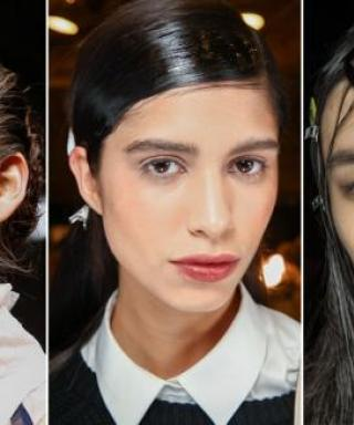 Fashion Week Hair Trend: The Wet Look