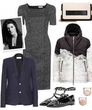 Outfit Diary of InStyle's Fashion Director: Day 4 #NYFW