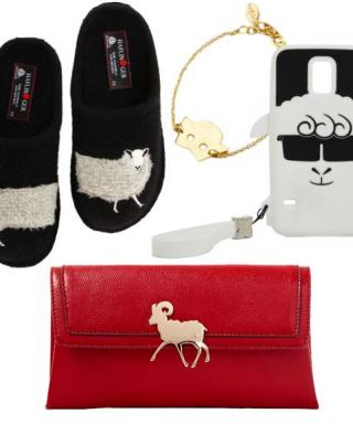 Celebrate the Year of the Sheep with These 14 Adorable Gifts
