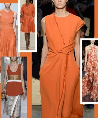 Orange Is Officially the New Black for Spring: Shop the Citrus Shade
