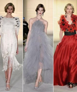 Eric Wilson's Front Row Diary: Imagining Marchesa's Entire Collection on the Oscars Red Carpet
