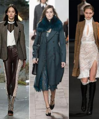 Boy Meets Girl: We Can't Get Enough of This Masculine-Feminine Trend From #NYFW