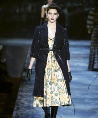 Kendall Jenner Ends Her 8-Show NYFW Streak on the Marc Jacobs Runway