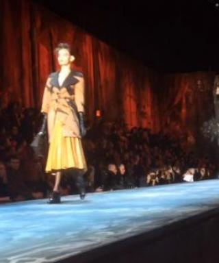 Back of the Cab: Watch Our 1-Minute Review of #NYFW's Final Day of Runway Shows