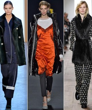 Bedroom Behavior: #NYFW Designers Give Us a Reason to Wear Pajamas In Public