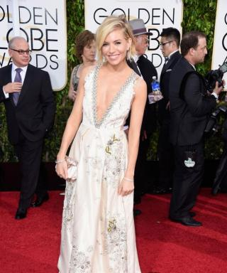 Forget Best Actress: Sienna Miller Wins Best Dressed in Our Book