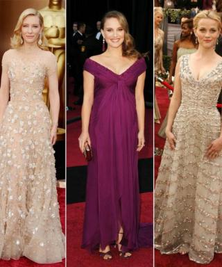 What the Winners Wore: 21 Years of Best Actress Dresses