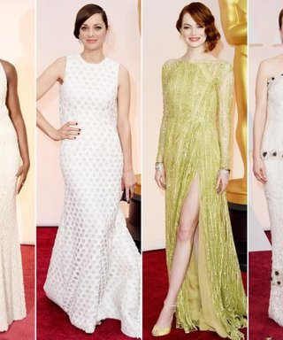 Eric Wilson's 10 Best Dressed at the 2015 Academy Awards