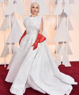 Did Lady Gaga Take a Fashion Cue from Amal Clooney for Her Oscars Look?