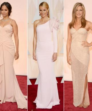 These Sweet Oscar Gown Colors Are Giving Us a Toothache