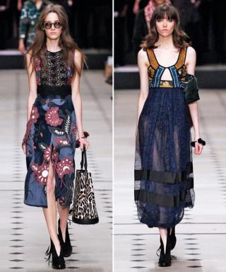 Runway Looks We Love: Burberry Prorsum