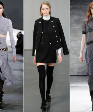 5 Tights Trends from New York Fashion Week to Try Now
