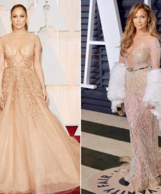 Why Opt for One Oscars Dress When You Can Wear Two? These Stars Are Pros at the Quick Change