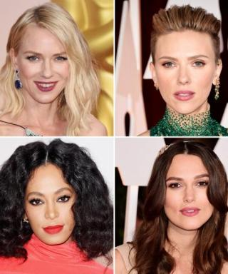 Oscars 2015: See Yourself in the Hottest Hairstyles of the Evening