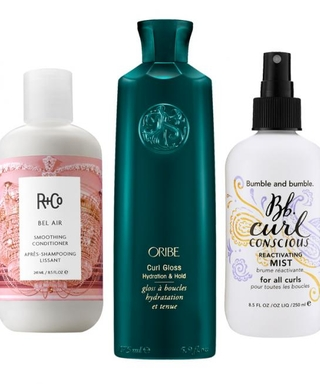 All the Products You Need to Embrace Your Natural Curls