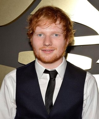 """Watch Ed Sheeran's Stripped Down Cover of Christina Aguilera's Hit Song """"Dirrty"""""""