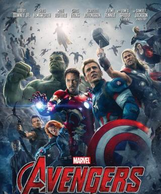 See Scarlett Johansson, Chris Hemsworth and More in the New Marvel Avengers: Age of Ultron Movie Poster